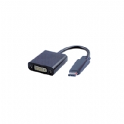 USB 3.1 Type C Male - DVI Female (Adapter)