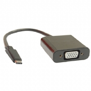 USB 3.1 Type C Male - VGA Female (Adapter)