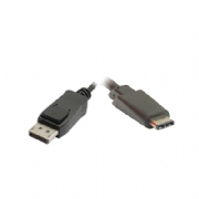USB 3.1 Type C Male - DisplayPort Male